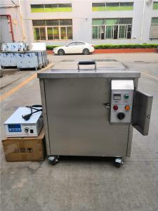 China 40khz Digital Ultrasonic Cleaner Cleaning 3D Printed Parts On Plastic / Resin / Hard Wax on sale