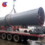 CE Hydro Damper Cement Limestone Rotary Kiln