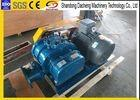 China Burner Air Supply Roots Type Air Blower , Stable Positive Displacement Fan on sale