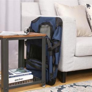 China Extra Large Soft Dog Carrier Bag Dark Blue XL 81 X 58 X 58 Cm FEANDREA Brand on sale