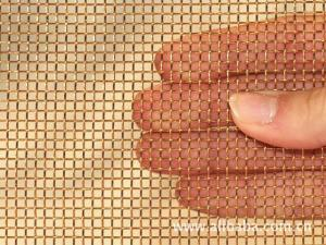 China high quality copper wire mesh/ brass wire mesh on sale