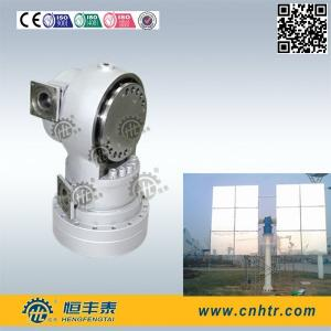 China Solar Thermal Tower Industrial Planetary Motor Gearbox Low Backlash on sale