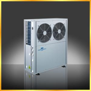 China Air Source High COP Heat Pump Water Heater 7.8kw - 8.8kw For Hotel on sale