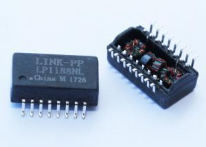 China HX1260NL / HX1260NLT 100Base Ethernet Magnetic Transformers SMD on sale