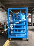 Onsite Working Transformer Oil Filtration System,insulating oil renewable machine removing water, gas and impurities