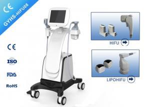 China Multifunctional HIFU beauty machine For Face Lifting Or Weight Loss Fat Burning Liposonix on sale