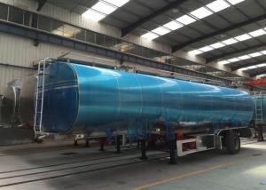 China Aluminium Alloy Tanker Heavy Duty Semi Trailer Truck For Storage on sale