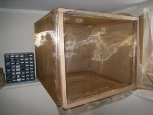 China Faraday Cage on sale