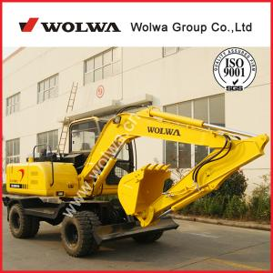 China Mini track hydraulic excavator on sale