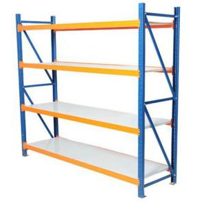China High Quality Storage Solutions 4 Tier Warehouse Steel Shelving on sale