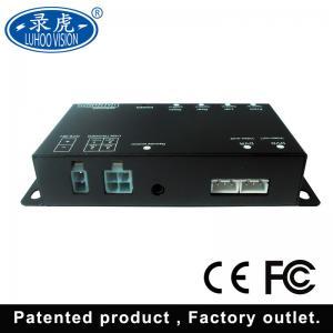 China Black Mobile Digital 4ch Car DVR , 1080p Multi Auto DVR Camera System on sale