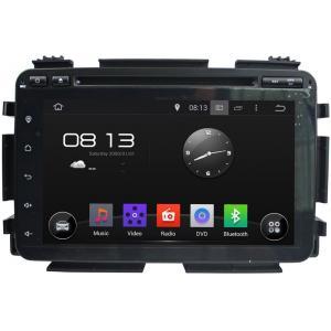 China 2014 2015 2016 ДВД-плееров ГПС ХРВ Хонда, аудио медиа-проигрывателя автомобиля ДВД стерео on sale
