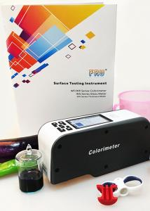 China CIE Illumination Liquid Colour Testing Machine High Stability With The Glass Cup on sale