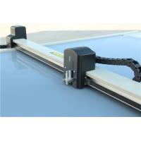 Vacuum Lampshade Die Cutting Machines High Accuracy Steel Belt Drive Digital Control