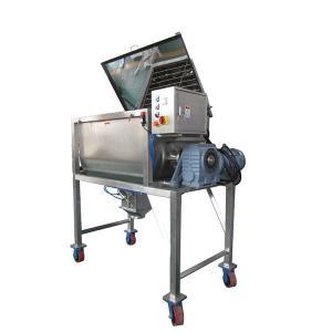 China Food mixer stirring Horizontal Ribbon mixer machinery on sale