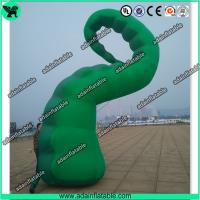 China Giant Event Party Advertising Decoration Inflatable Tentacle Octopus Leg Model on sale