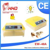 Newest design Cheap quail eggs incubator In Stock With 99% hatching Rate with CE approved