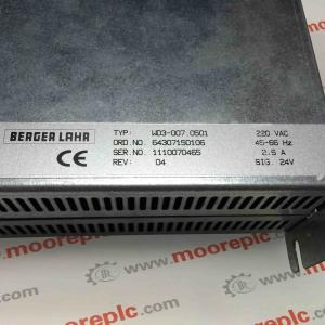 China BERGER LAHR WS 5-9.081-00 WS5908100 STEPPER DRIVE Dcs Automation Control on sale