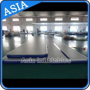 China Dwf Material Custom Inflatable Gym Air Mat Used For Dancing on sale