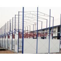 China Movable Steel Frame Prefabricated Houses Australian Standards Made By HEYA International on sale