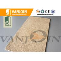 China Anti - crack Soft Flexible Ceramic Tile For Villa Prefabricated House Wall on sale