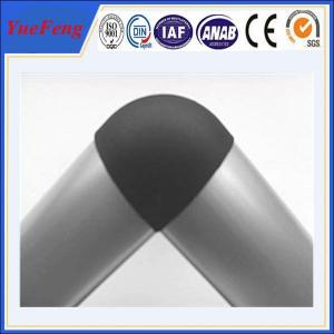China Hot selling 6063-T5 anodized extrusion aluminium profiles for desk /extrusion aluminum on sale