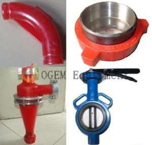 China Drilling Mud Equipments Spare Parts on sale