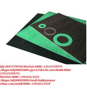 China Non asbestos rubber plate on sale