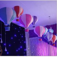 Hot Air Balltoon Paper Lanterns, Shopping Arcade Celebrations, Birthday Parties, Kindergarten Hanging Ornaments