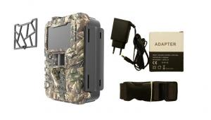 China Long Endurance Waterproof Digital Scouting Camera With Infrared Night Vision / 12MP Resolution on sale