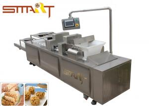 China High Efficiency Granola Bar Cutting Machine 1500kg Cereal Bar Machine on sale