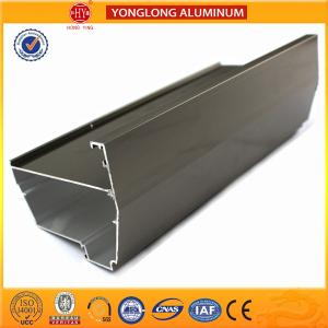 China Electrolytic Coated Extruded Aluminum Enclosure For Electronics Gb / 5237.3 - 2008 Standard on sale