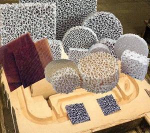 China Ceramic Foam Filters on sale
