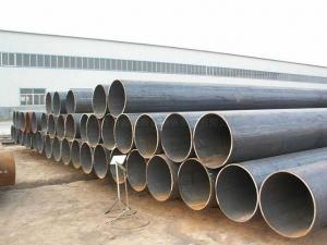 China API SPEC 5L Thin Wall Welded Steel Tubes Lightly Oiled For Conveying Gas on sale
