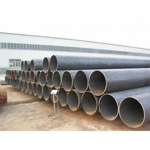 China Spéc. 5L d'api amincissent les tubes en acier soudés par mur légèrement huilés pour donner le gaz on sale