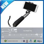 China Selfie Sticks Bluetooth Accessory , Extendable Pole Bluetooth Self Shooting Monopod wholesale