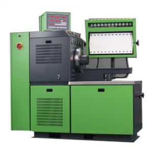 China Computer Controlled diesel injection test bench , diesel fuel injector tester on sale