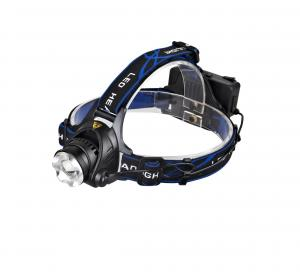 China 800LM CREE T6 XPE LED zoom bicycle headlamp headlight of 2X18650 4*AA of camping cycling on sale