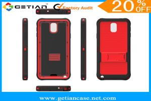 China Galaxy Note 3 Case Cell Phone Protective Cases With Screen Protector on sale
