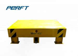 China 20 T Rail Power Die Transfer Cart Electric Low Voltage Industrial Transfer Trolley on sale