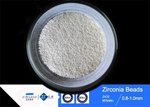China Pigment Paste / Dye Ceramic Grinding Media Balls on sale