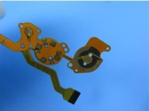 China Mid Tg FR4 Flexible Rigid PCB HDI Dielectric / Prepreg Thick HDI Laminate Options on sale