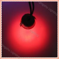 waterproof mini round strawhat led module with 3LEDs DC12v IP66 7color from China manufacturer
