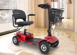 China Scooter d'handicap motorisé par DB-663, scooter électrique portatif pour des aînés on sale