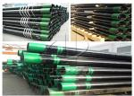 Seamless Oilfield Tubing Pipe / Tubing Oil And Gas Alloy Steel Material