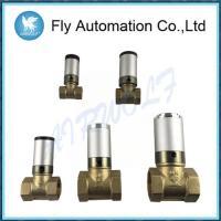 "Q22HD-15 Automotive Auto Parts 1/2"" 2/2 Ways Pneumatic Tube Valve Air Control Actuator Water Brass Valve"