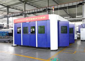 China Smart 3D CNC Laser Cutting Machine / Fiber Laser Metal Cutting Machine Water Cooling on sale