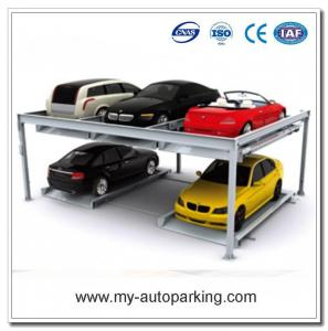 China Underground Double Deck Car Parking on sale