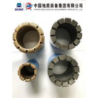 Impregnated Diamond Bit, IMP Bit for Geological Drilling/ Wireline Core Drilling DCDMA  BC NC NC3 HC HC3 PC3