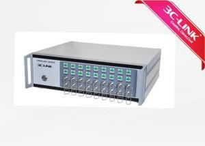 China Desktop CWDM Light Source CWDM MUX DEMUX 1270nm-1610nm for CWDM system tested on sale